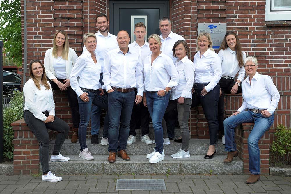 Teamfoto Körner & Oelkers